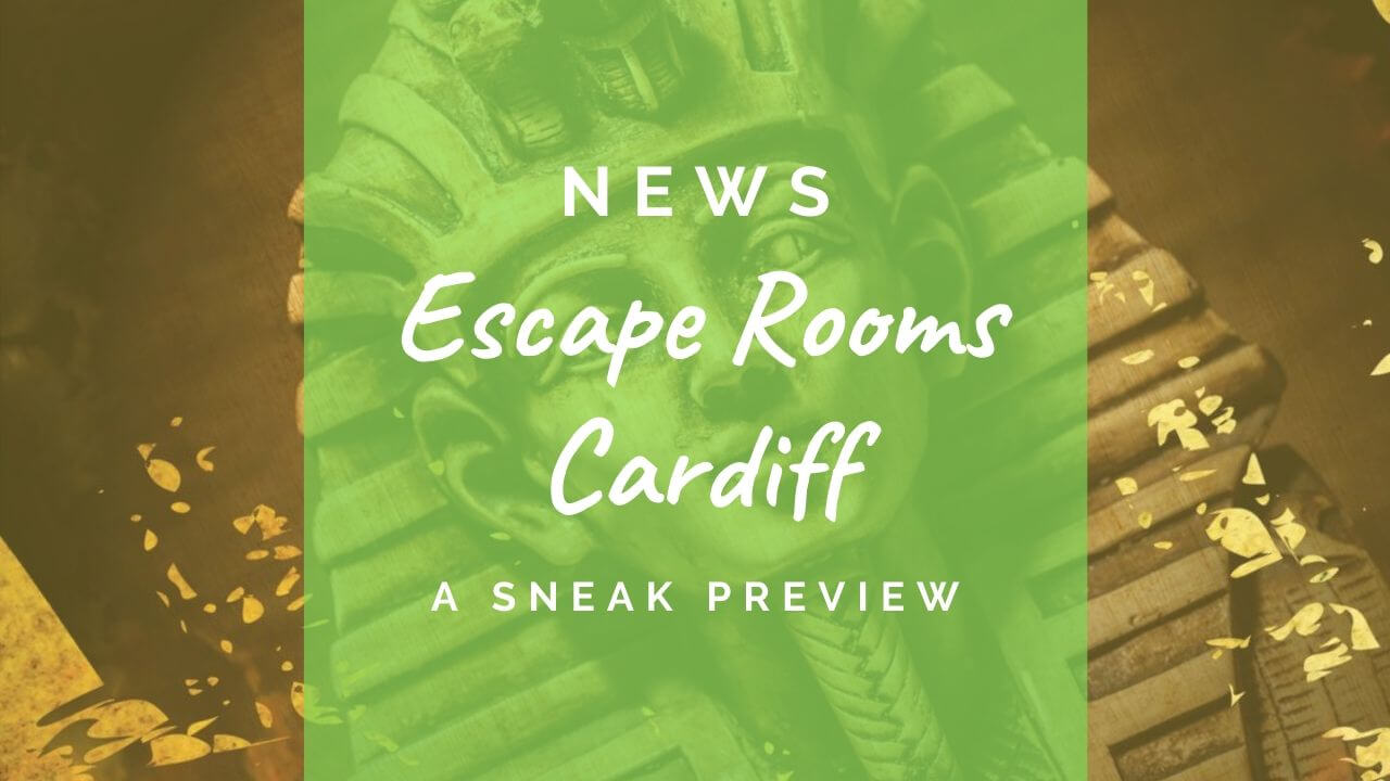 Escape Rooms Cardiff preview