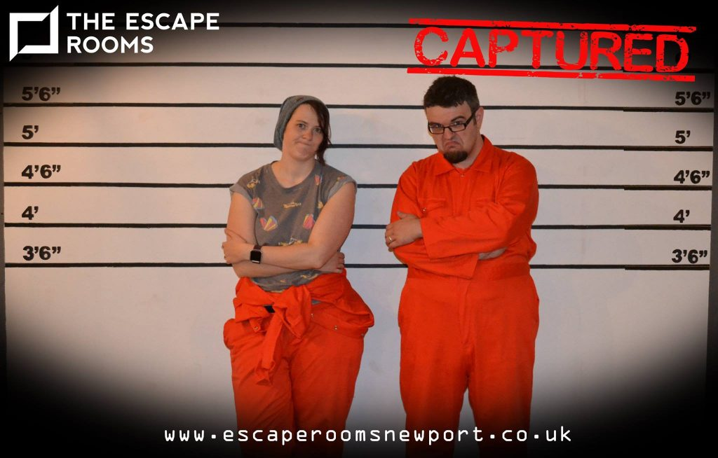 Newport Escape Rooms - Torture Corp