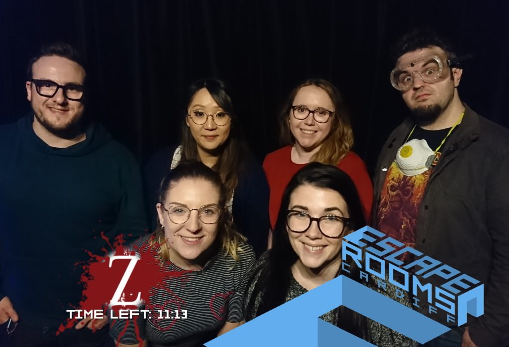 Escape Rooms Cardiff - Screaming Bricks