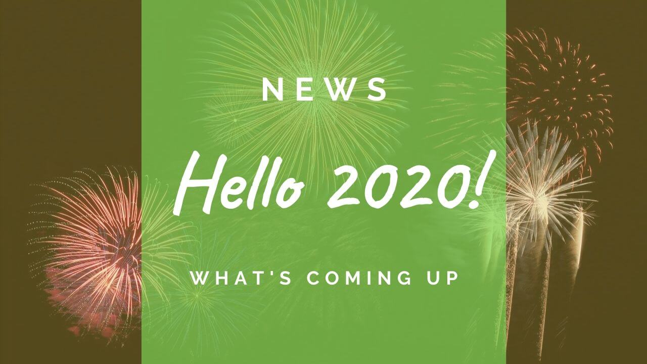 What's coming up for Armchair Escapist in 2020