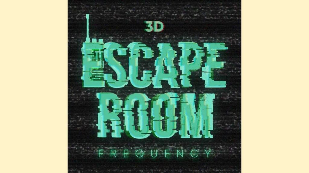 3D Escape Room: Frequency logo