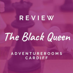 Review: AdventureRooms Cardiff (The Black Queen)