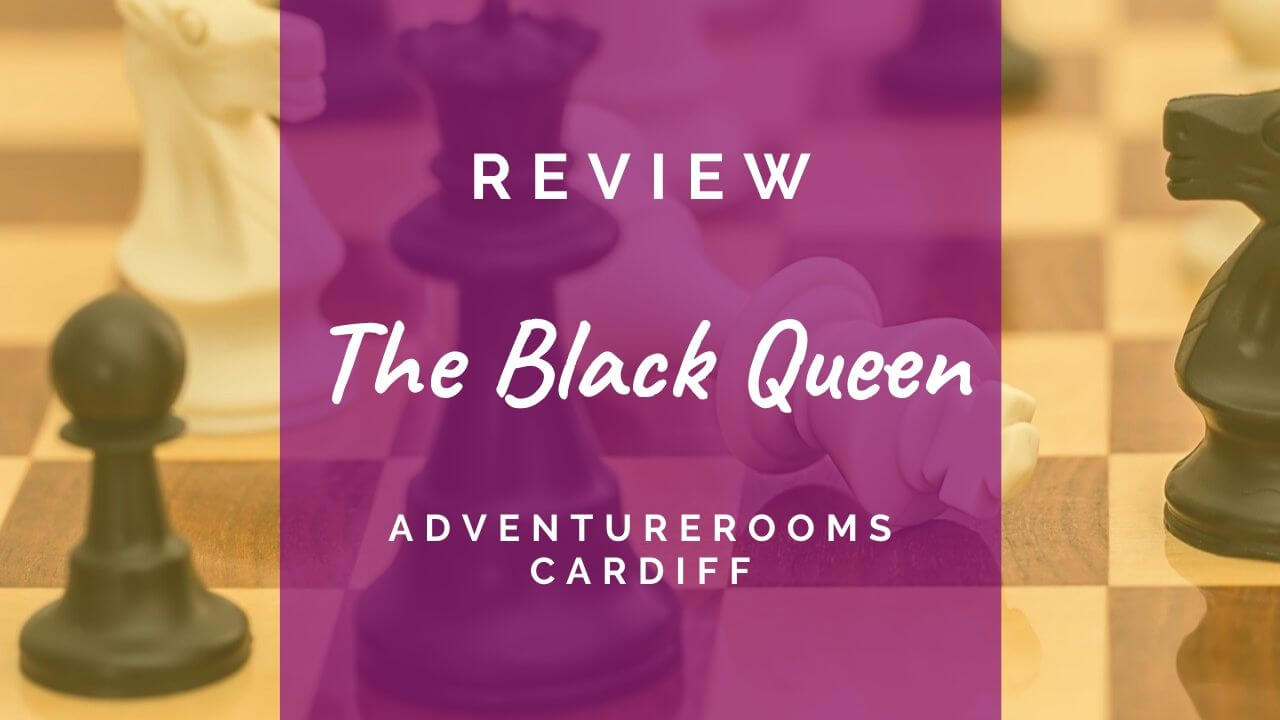 The Black Queen review at AdventureRooms Cardiff