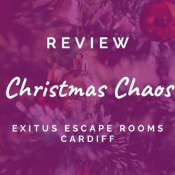 Exitus Escape Rooms – Christmas Chaos