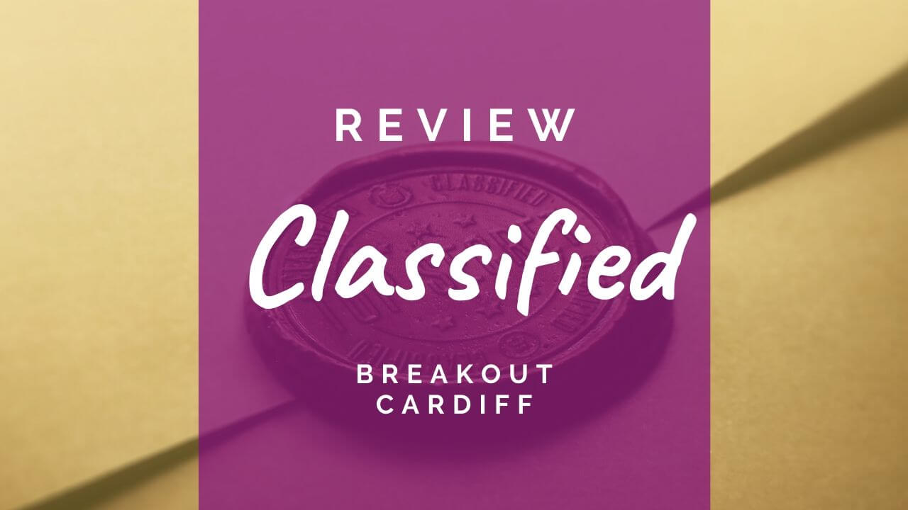 Classified review at Breakout Cardiff