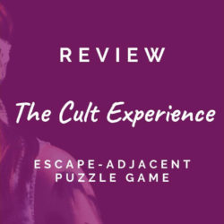 The Cult Experience [REVIEW]