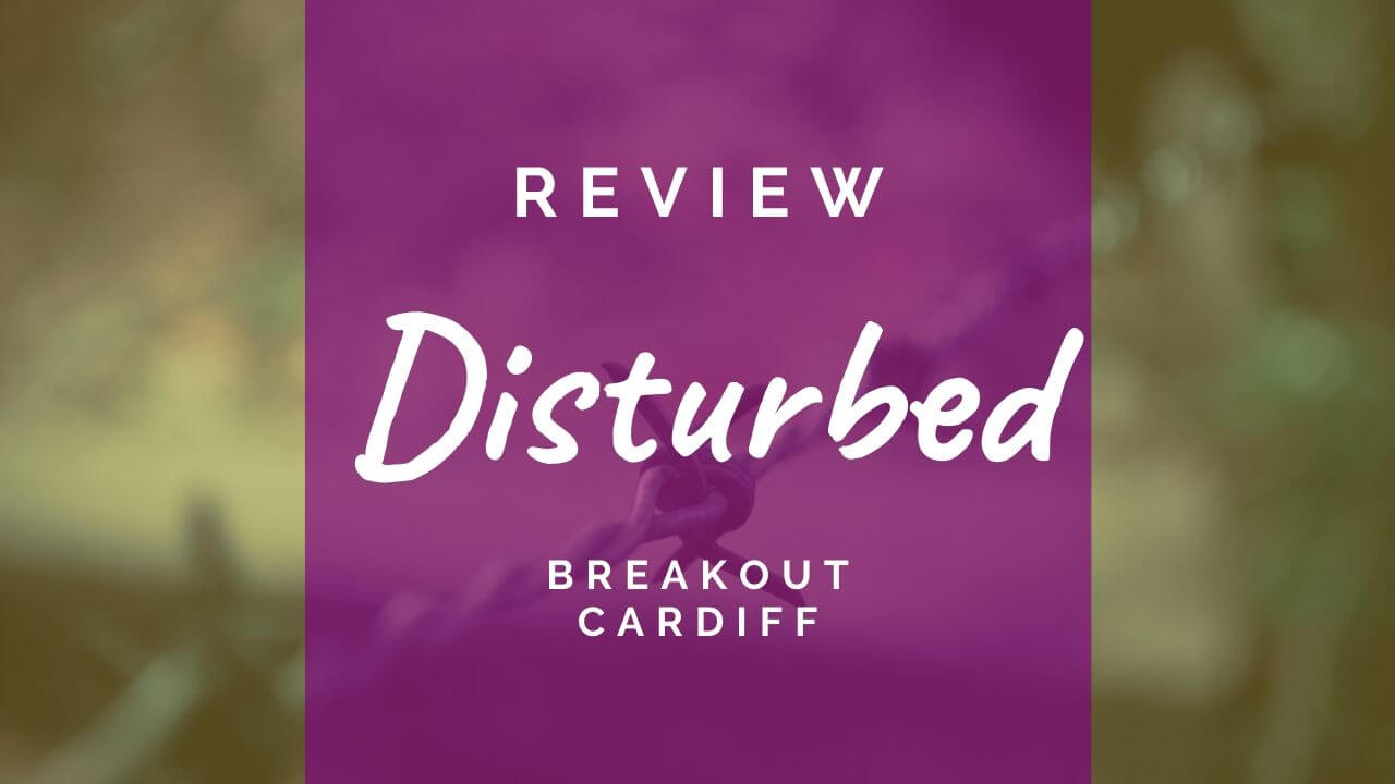 Disturbed review at Breakout Cardiff