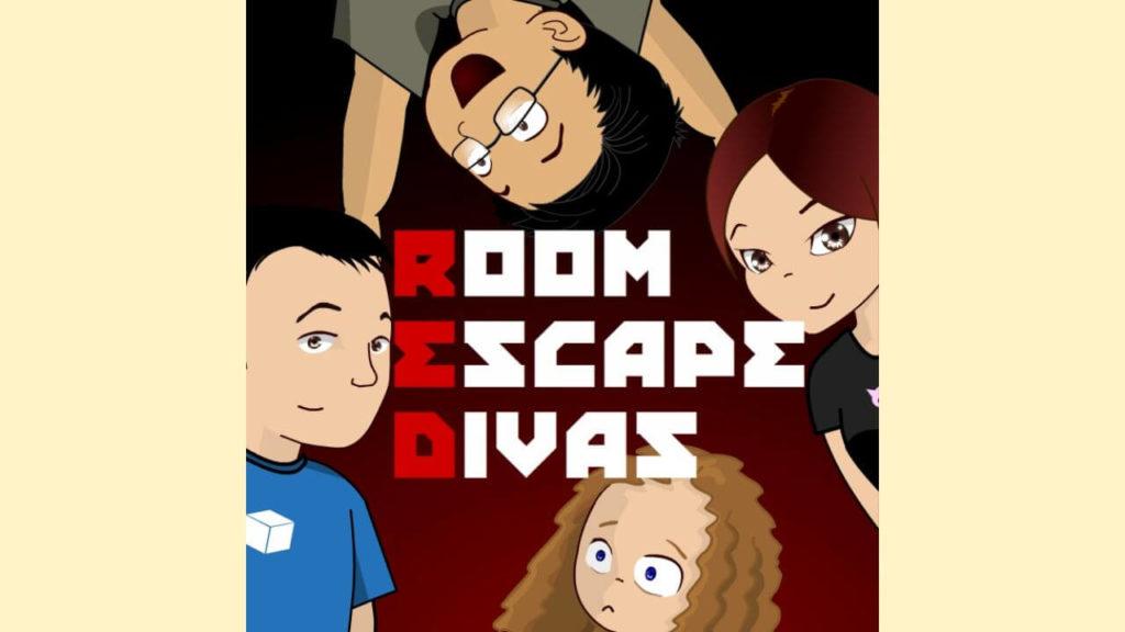 Room Escape Divas logo