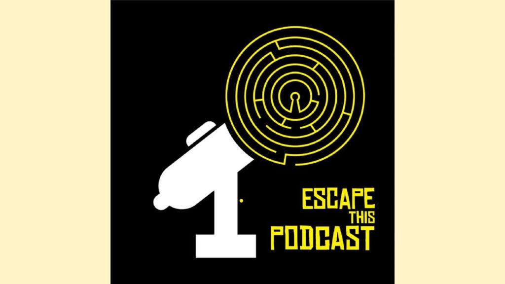 Escape This Podcast logo