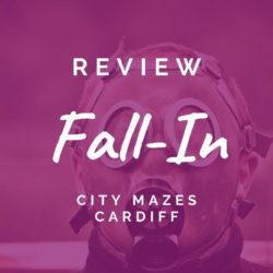 Review: City Mazes Cardiff (Fall-In)