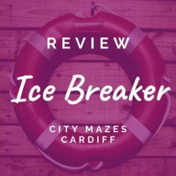 Ice Breaker (City Mazes Cardiff)