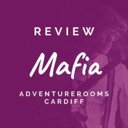 AdventureRooms Cardiff – Mafia