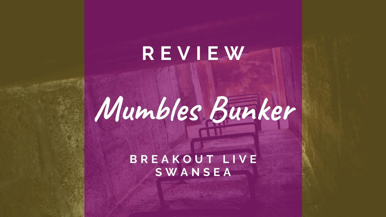 Mumbles Bunker review at Breakout Live Swansea