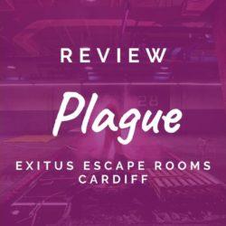 Exitus Escape Rooms – Plague