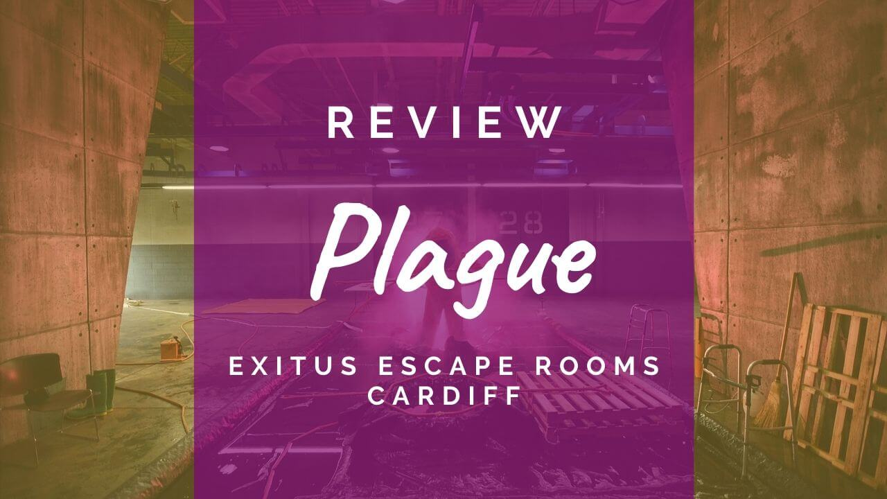 Plague review at Exitus Escape Rooms Cardiff