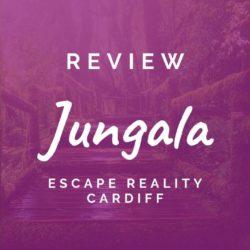 Escape Reality Cardiff – Jungala