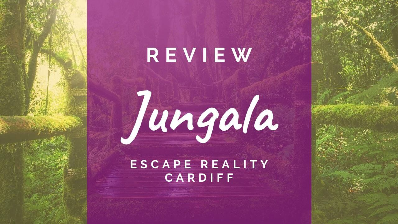 Jungala review- Escape Reality Cardiff