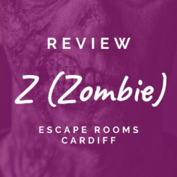 Escape Rooms Cardiff – Z