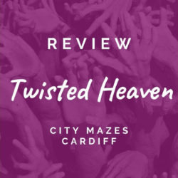 Review: City Mazes Cardiff (Twisted Heaven)
