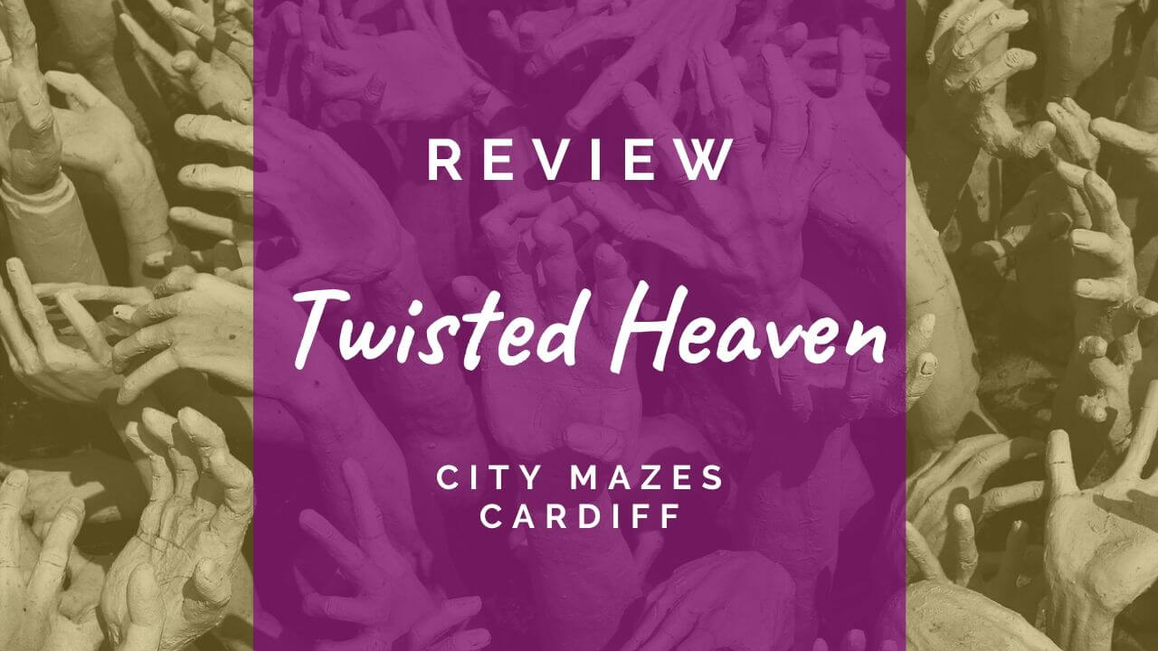 Tiwsted Heaven review at City Mazes Cardiff