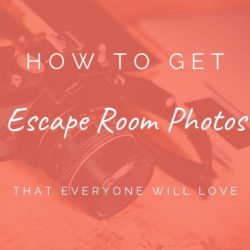 Escape room group photos – how to get the most out of them