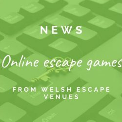 Online puzzle experiences from Welsh escape room venues