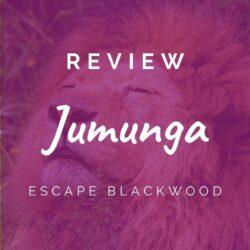 Escape Blackwood – Jumunga [REVIEW]