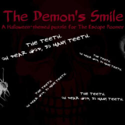 FREE PUZZLE: The Demon's Smile